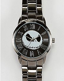 Jack Face Nightmare Before Christmas Watch