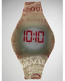 Ouija LED Watch