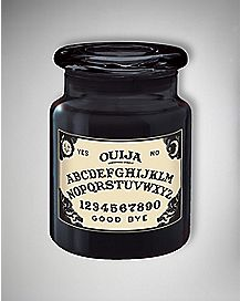 Ouija Board Storage Jar - 6 oz