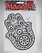 Hamsa Hand Magnet