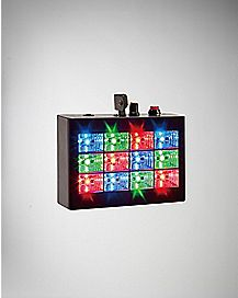 Multicolored Strobe Light