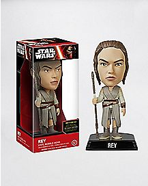 Funko Star Wars The Force Awakens Rey Wobbler