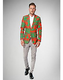 Ugly Christmas Suit Jacket