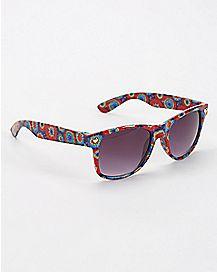 Tie Dye Sunglasses