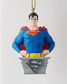 Superman Clip On Ornament - DC Comics
