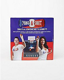Pong A Shot Game Set