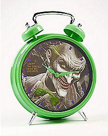 Arkham Joker Bell Clock