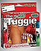 The Christmas Tuggie Sock