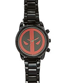 Face Deadpool Watch - Marvel Comics
