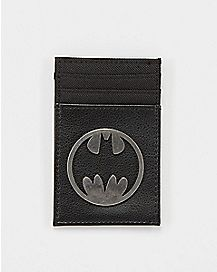 Batman Metal Badge ID Holder - DC Comics
