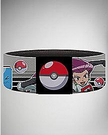 Pokemon Team Rocket Elastic Bracelet