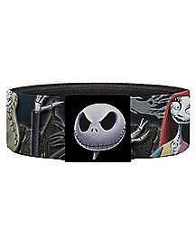 Nightmare Before Christmas Elastic Bracelet