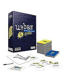 Urban Dictionary Game