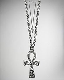 Ankh Pendant Necklace
