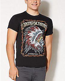 Skull Lynyrd Skynyrd T Shirt