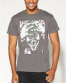 Joker Hands Hair T shirt