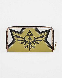 Zelda Zip Wallet - The Legend of Zelda