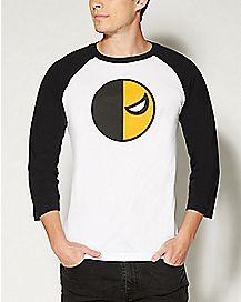 Deathstroke Raglan T shirt