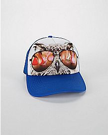 Owls Boobs Trucker Hat