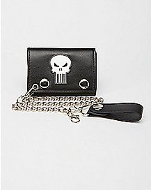 Punisher Chain Wallet