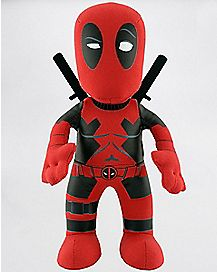 Classic Deadpool Plush Toy 8