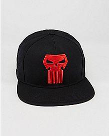 Punisher Thunderbolts Snapback Hat