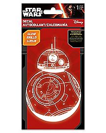 BB-8 Star Wars Force Awakens Decal