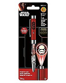 Star Wars The Force Awakens Projector Pen