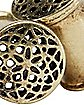Flower of Life Tunnel Plugs