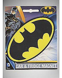 Logo Batman Magnet - DC Comics