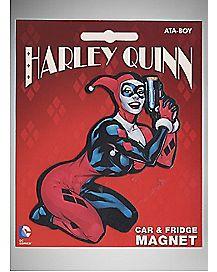 Harley Quinn Magnet