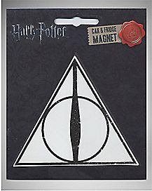 Deathly Hallows Harry Potter Magnet