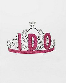 I Do Bachelorette Tiara