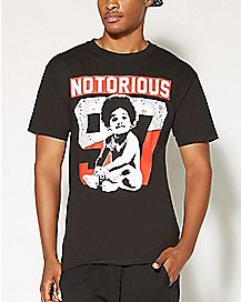Notorious 97 Biggie Smalls T shirt