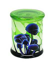 Mushroom Storage Jar - 14 oz