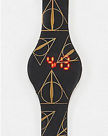 Deathly Hallows Harry Potter LED Watch