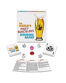 The World's Most Ridiculous Drinking Game