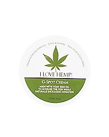 I Love Hemp G Spot Cream - 1.5 oz.
