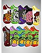 TMNT Ankle Socks 10 Pack
