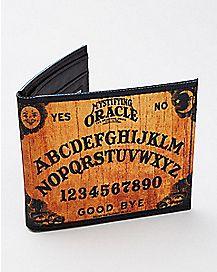 Ouija Board Bifold Wallet