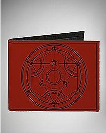 Fullmetal Alchemist Bifold Wallet