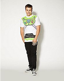 Toy Story Buzz Lightyear Costume T shirt