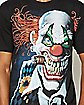 Scary Clown T shirt