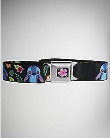 Floral Stitch & Scrump Seatbelt Belt
