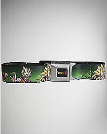 Dragon Ball Z Seatbelt Belt