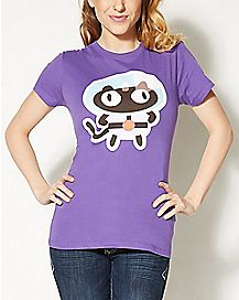 Steven Universe Cookie Cat T shirt