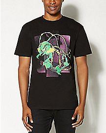 Mega Rayquaza Pokemon T shirt