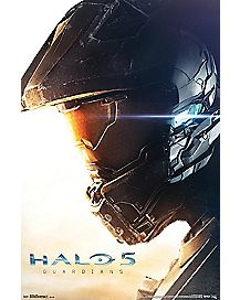 Guardians Halo 5 Poster