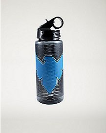 Nightwing DC Comics Water Bottle 25 oz