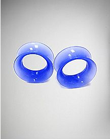 Blue Tunnel Plugs